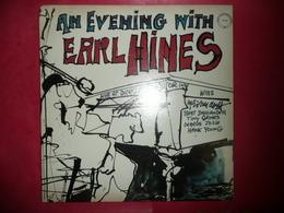LP33 N°3440 - EARL HINES - 2 LP'S - CR 116 - TOP POUR DEMARRER EARL HINES - Jazz