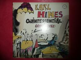 LP33 N°3441 - EARL HINES - CR 120 - Jazz