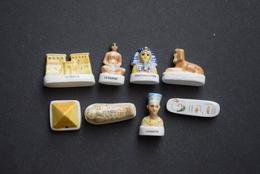 Fèves - Série Complète - Egypte Et Pharaons - History