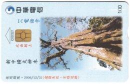 TAIWAN A-953 Chip Chunghwa - Plant, Tree - Used - Taiwan (Formosa)