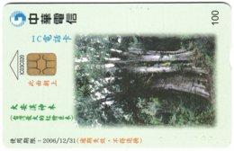 TAIWAN A-954 Chip Chunghwa - Plant, Tree - Used - Taiwan (Formosa)