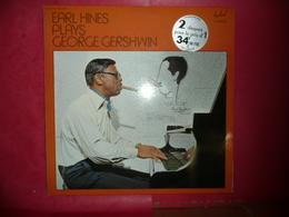 LP33 N°3443 - EARL HINES - 2 LP'S - ALBUM 208 - Jazz