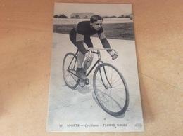 Les Sports.Cyclisme.Floryd Krebs. - Cyclisme