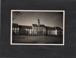 Carte Photo 1949 - SIGMARINGEN - Caserne Dans Une Ancienne Ecole De Douaniers - Sigmaringen