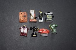 Fèves - Série Complète - Les Téléphones - Animals