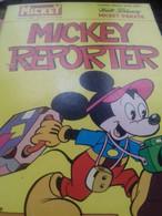 Mickey Reporter Mickey Parade Edi Monde 1978 - Mickey Parade