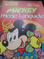 Mickey Mène L'enquête Mickey Parade Edi Monde 1979 - Mickey Parade