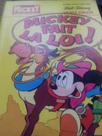 Mickey Fait La Loi Mickey Parade Edi Monde 1977 - Mickey Parade