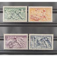 FRANCE N°859-862 N** Cote 13€ - Frankrijk