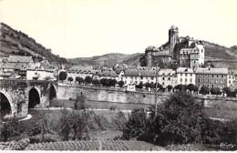 12 - ESTAING : Vue Générale - CPSM Village (510 Habitants)  Dentelée Noir Et Blanc Format CPA 1965 - Aveyron - France