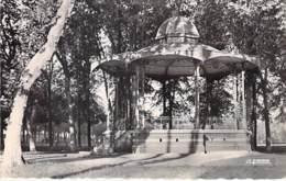 80 - AMIENS : Le Kiosque De La Hautoie - Jolie CPSM Dentelée Noir Blanc Format CPA 1956 - Somme - Amiens