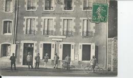 PERRIERS   Le Bureau De Poste 1908 - Otros Municipios