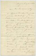 LAS 1841 Paul Tramier De Laboissière , Député Du Vaucluse , Représentant à L'Assemblée Constituante . - Autographes