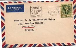 Sydney 1964 - Use Australian Products - 1952-65 Elizabeth II : Ed. Pré-décimales