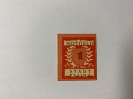 Allemagne Notgeld Pasing 1 Pfennig - [ 3] 1918-1933 : République De Weimar