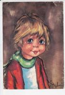 Le Poète, Portrait D'enfant, Signé STEPHANIE, Ed. Edug, 1974 - Portraits