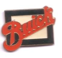 VP170 Pin's Logo BUICK Car USA  Achat Immédiat - Pin's