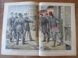 LE PELERIN 10 DECEMBRE 1905 ILE DE MYTILENE LE COMMANDANT DE L'ESCADRE INTERNATIONALE CONTRE LA TURQUIE,AERONAUTES DU SI - 1900 - 1949