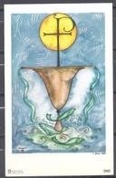 Image Pieuse Signée JOAN COLLETTE - Images Religieuses