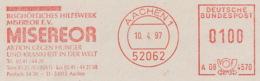 Freistempel 8888 Misereor Bischöfliches Hilfswerk Gegen Hunger Und Krankheit - Marcophilie - EMA (Empreintes Machines)