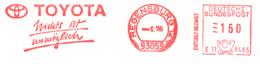 Freistempel 8950 Toyota - Marcophilie - EMA (Empreintes Machines)
