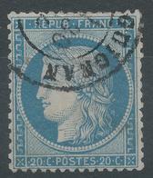 Lot N°54905    N°37,Oblit Cachet à Date De Draguignan, Var (78) - 1870 Siege Of Paris