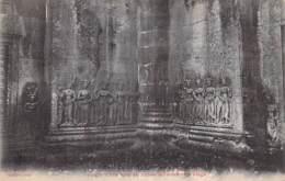 CAMBODGE Cambodia - ANGKOR VAT : Angle D'une Tour En Ruines Du 2ème Etage - CPA  - Kambodscha Cambodgia Cambodja - Kambodscha
