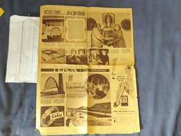 Argentina Argentine Democracia 1952 Suplement Peron Evita #7 - Revues & Journaux