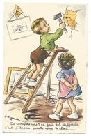 JEANNE LAGARDE - Tu Comprends ? Ce Qui Est Difficile C'est D'taper Juste Sur Le Clou ..... - Illustrateurs & Photographes