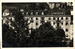 Baden-Baden Frankfurter Hof Gl 1932 - Baden-Baden