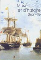 Granville   H253       ( Carte Com, Voilier Et Remorqueur ) - Granville
