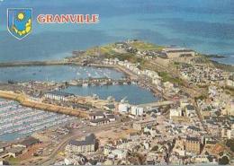Granville   H260          Les Ports Et La Haute Ville - Granville