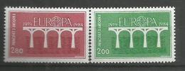 ANDORRA - MNH - Europa-CEPT - Bridges - 1984 - 1984