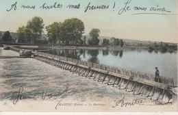 27 - MARTOT - Le Barrage - Autres Communes