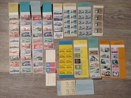 Briefmarken Schweden Sverige Markenheftchen 15 Diverse Heftchen - Sin Clasificación
