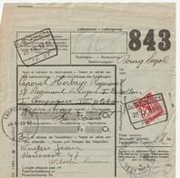 1939 Leopoldsburg 2  Gehalveerde Zegel - 1923-1941