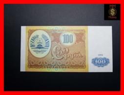 TAJIKISTAN 100 Rubles 1994  P. 6  UNC - Tadzjikistan
