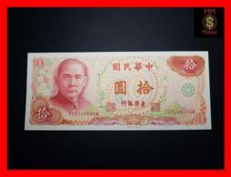 TAIWAN 10 Yuan 1976 P. 1984  UNC - Taiwan