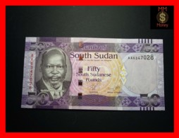 SOUTH SUDAN 50  £ 2011  P. 9  UNC - South Sudan