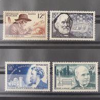 FRANCE N°1055-1058 N** Cote 10.50€ - Frankrijk