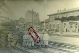 Maginot 1940  Gare De   Sarreguemines - Sarreguemines