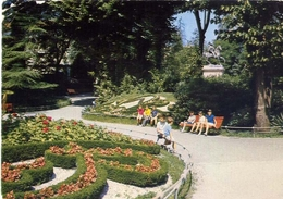 Udine - Giardini Ricasoli - Formato Grande Viaggiata – E 15 - Udine