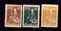 Georgia 13-15 MNH 1920 Set - Georgia