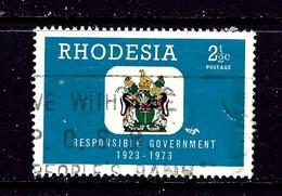 Rhodesia 324 Used 1973 Issue - Rhodesia (1964-1980)