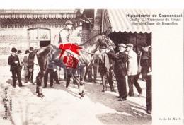 Hippodrome De GROENENDAEL - Crafty II, Vainqueur Du Grand Steeple-Chase De Bruxelles - Hoeilaart