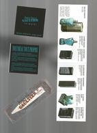 Carte Parfumée Jean Paul Gaultier - Perfume Cards
