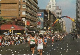 Etats Unis Marathon De New York (2 Scans) - NY - New York