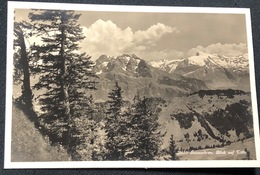 Stanserhorn Blick Auf Titlis - OW Obwalden