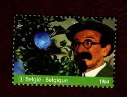 Belgique 2011 Tintin Et Les Oranges Bleues - Bandes Dessinées