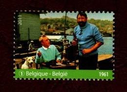 Belgique 2011 Tintin Et La Toison D'or - Bandes Dessinées
